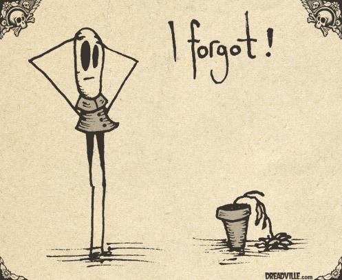 i-forgot